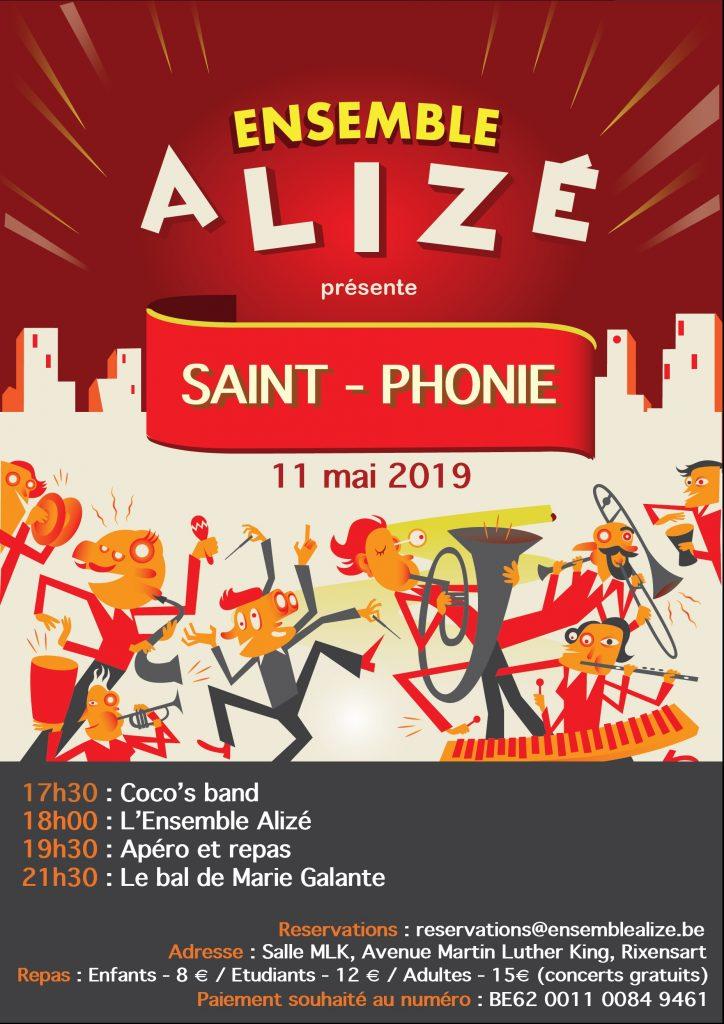 Saint phonie 2019