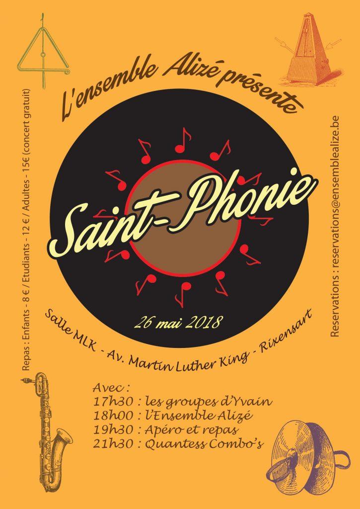 Saint phonie 2018